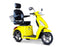 EW 36 3-Wheel Recreational Scooter yellow