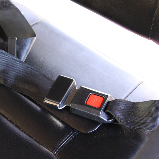 EWheels EW 72 4-wheel recreational scooter seat belt