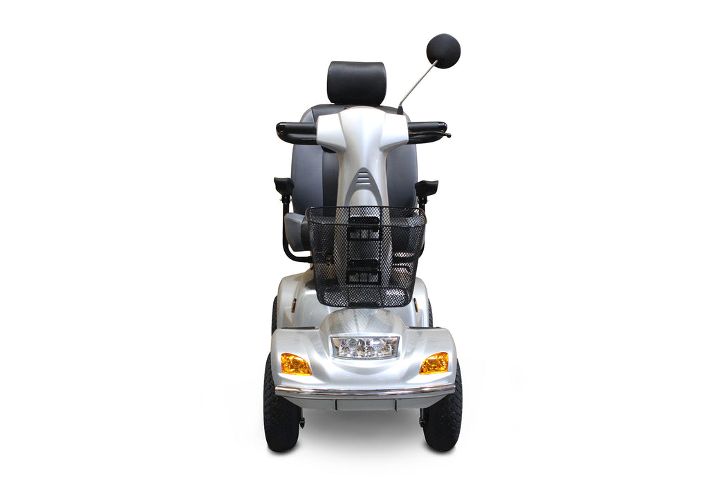 EW M93 4-Wheel Heavy-Duty Mobility Scooter front view