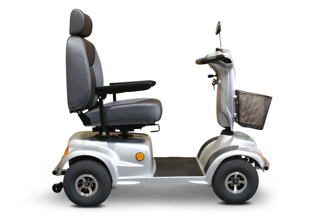 EW M93 4-Wheel Heavy-Duty Mobility Scooter right side view