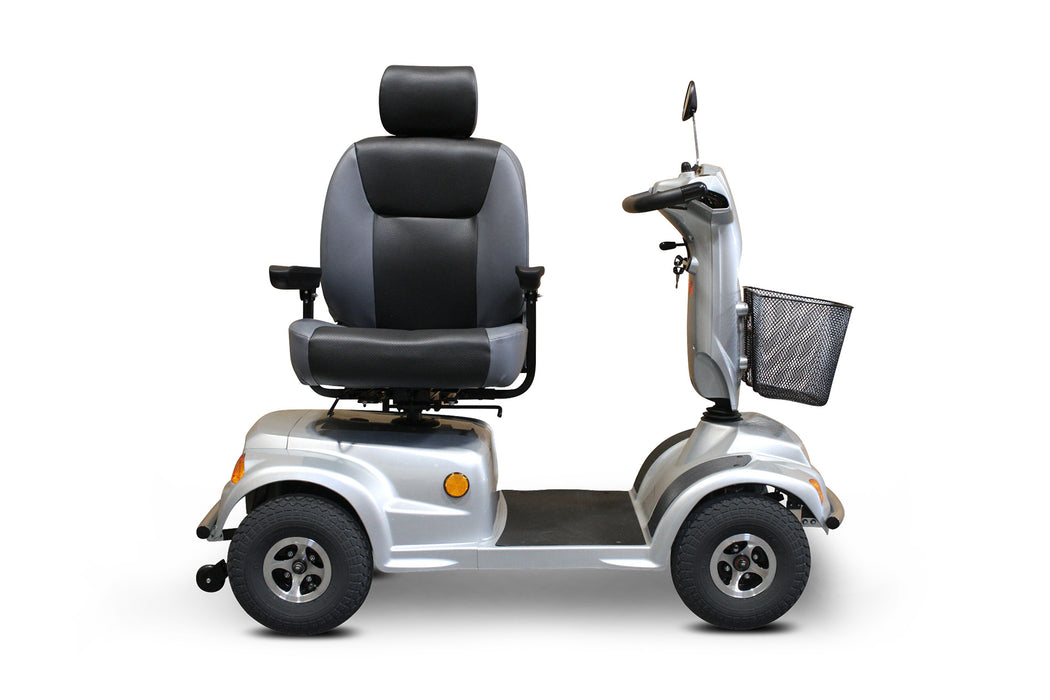 EW M93 4-Wheel Heavy-Duty Mobility Scooter swivel seat