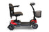 EWheels EW M35 4-Wheel Travel Scooter right side view