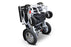 Ewheels EW M45 Folding Power Chair folded view