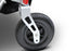 Ewheels EW M45 Folding Power Chair front wheel