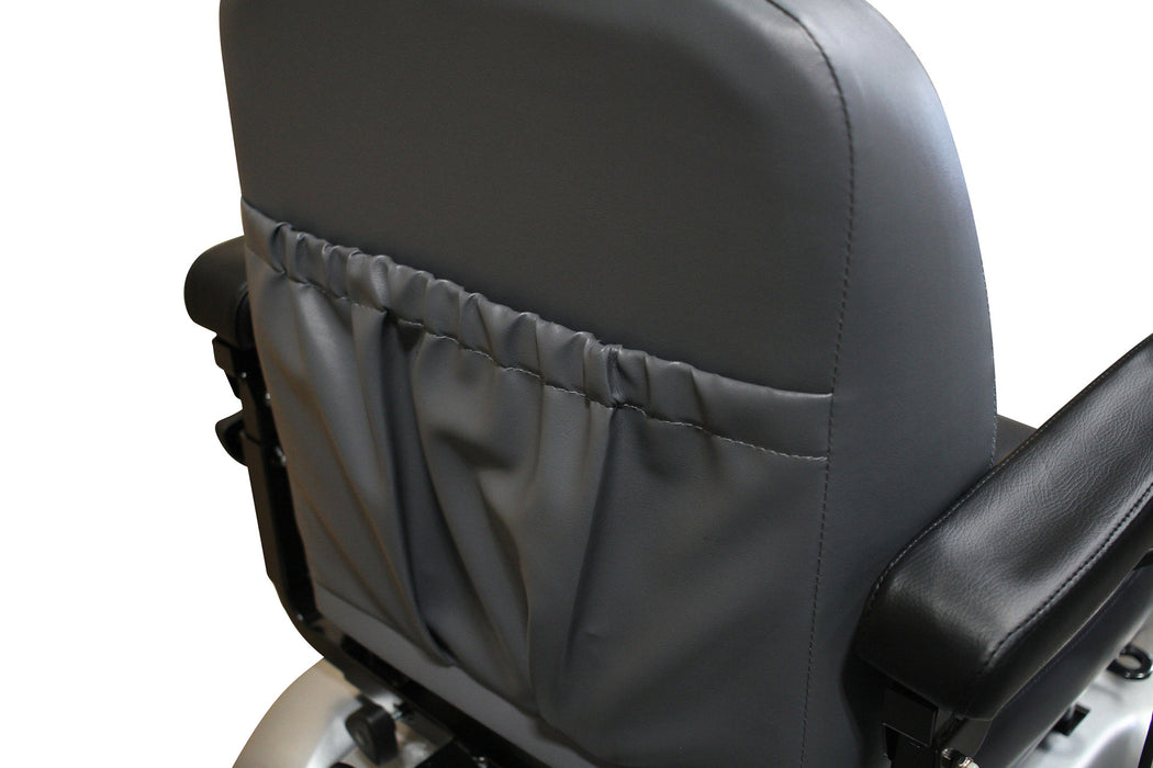 EWheels EW M83 4-Wheel Power Chair backrest