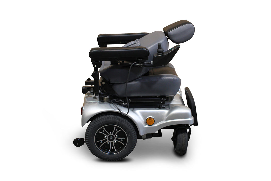 EWheels EW M83 4-Wheel Power Chair folded