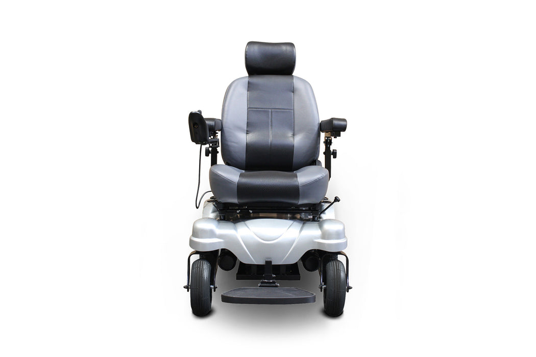 EWheels EW M83 4-Wheel Power Chair front view