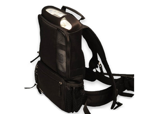 Inogen One G3 backpack full view