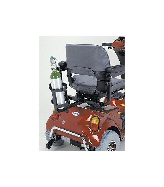 Merits Health S331 Pioneer 9 3-Wheel Heavy-Duty Scooter rear view