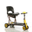 Merits Health S542 Yoga Folding 4-Wheel Mobility Scooter low tiller height