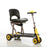 Merits Health S542 Yoga Folding 4-Wheel Mobility Scooter adjustable tiller height