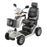 Merits Health S941A Silverado Full Suspension 4-Wheel Mobility Scooter left angle view