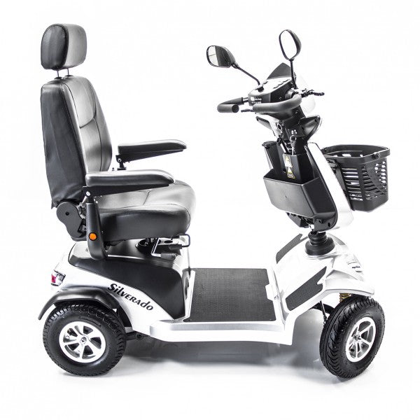 Merits Health S941A Silverado Full Suspension 4-Wheel Mobility Scooter right side view