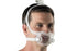 Philips Respironics DreamWear Full Face CPAP mask worn by a man front view