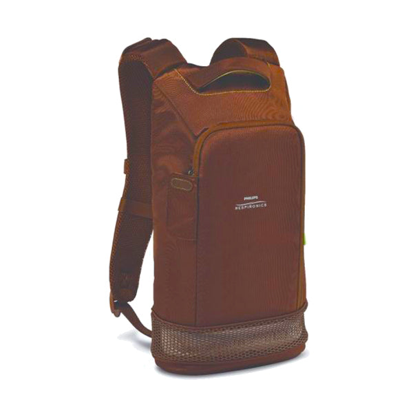 Brown Backpack for SimplyGo Mini