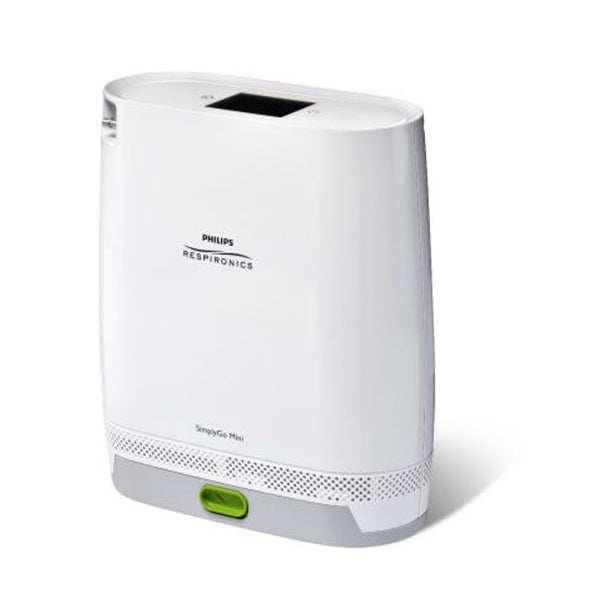 Philips Respironics Standard Rechargeable Battery attached to the SimplyGo Mini