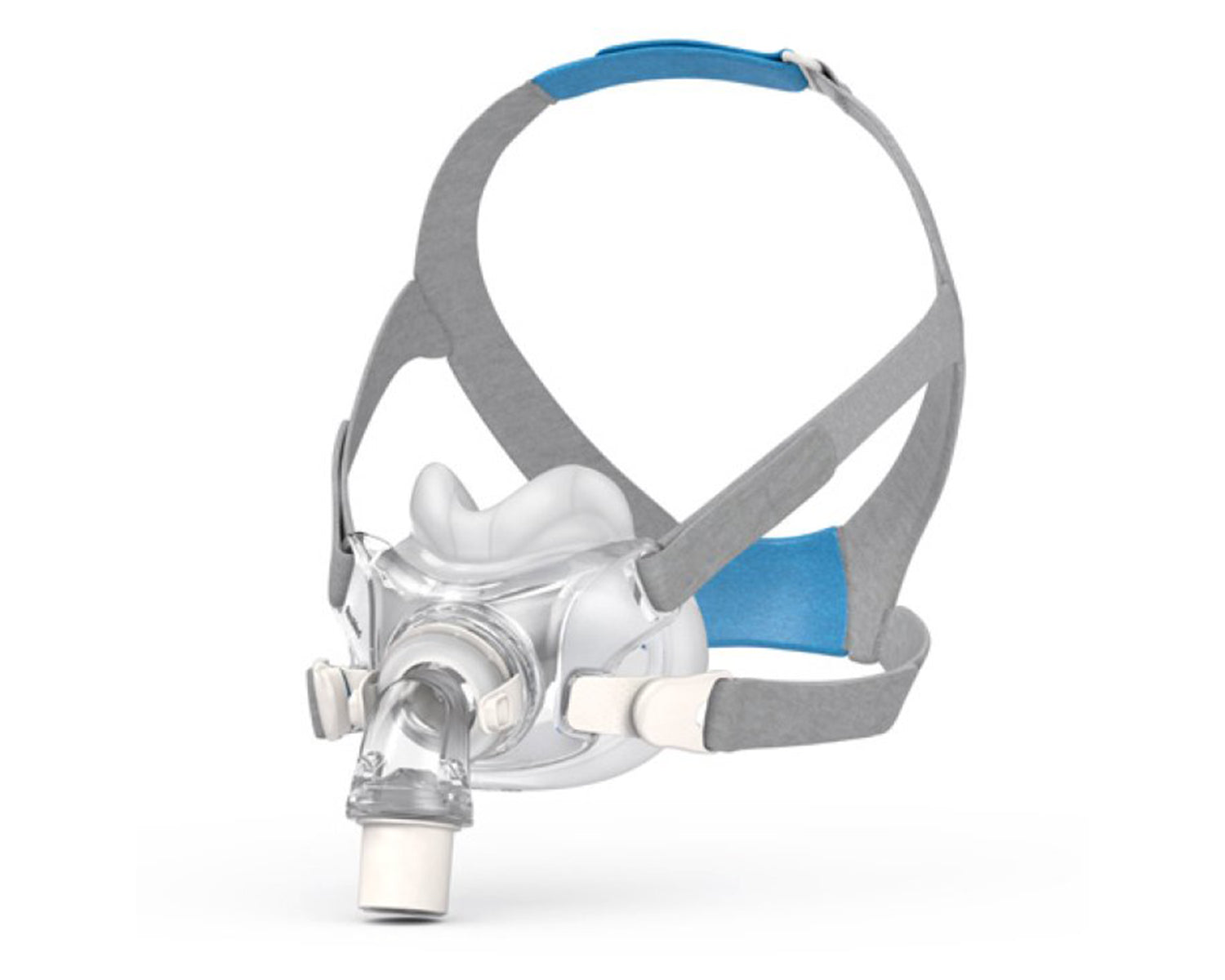 ResMed AirFit F30 Full Face CPAP Mask angle view