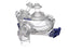 ResMed Mirage Liberty Full Face CPAP mask angle view