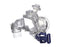 ResMed Mirage Liberty Full Face CPAP mask side view