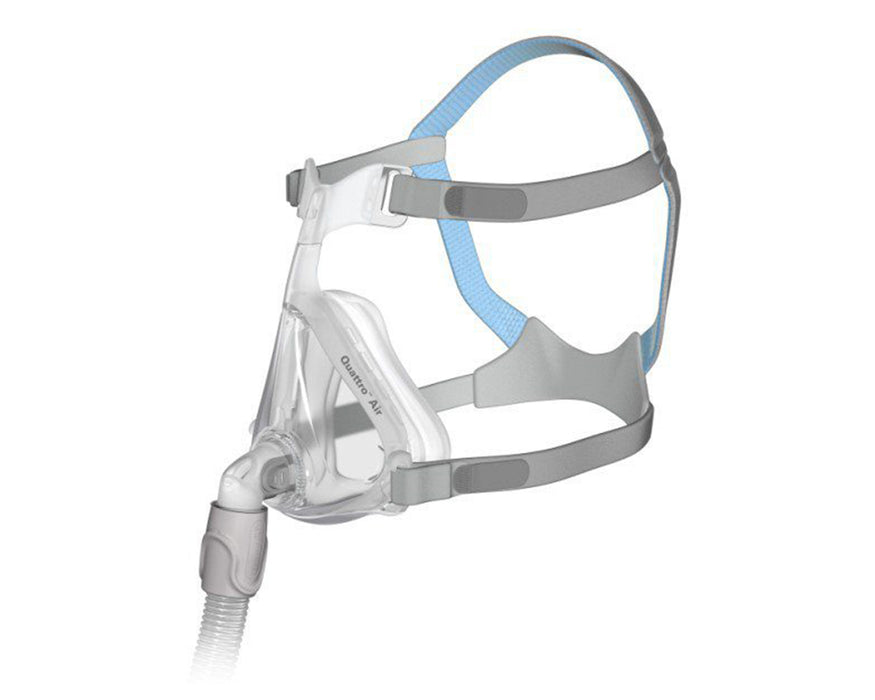 ResMed Quattro Air Full Face CPAP mask for him