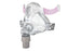 ResMed Quattro FX Full Face CPAP mask for her left angle view