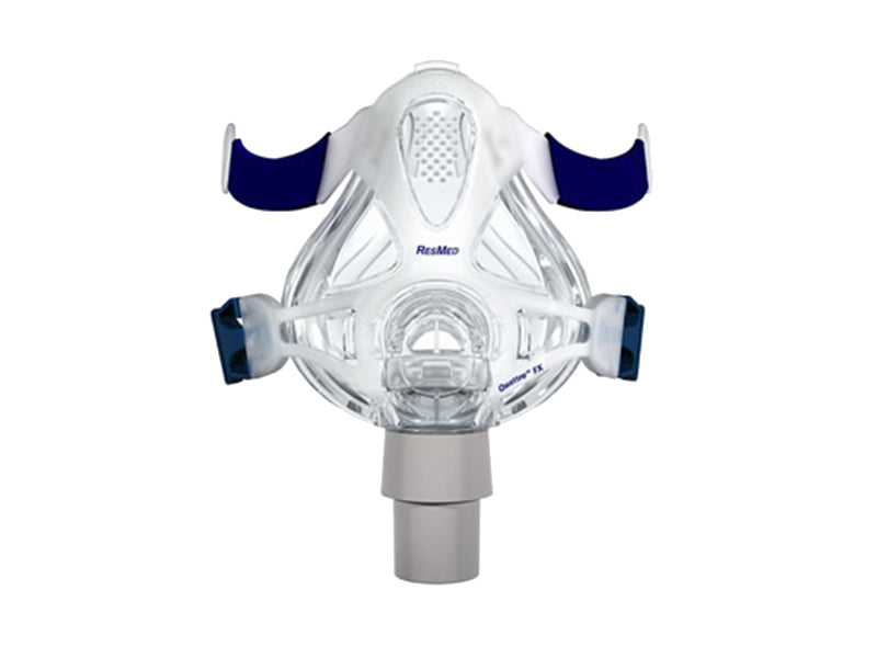 ResMed Quattro FX Full Face CPAP mask front view