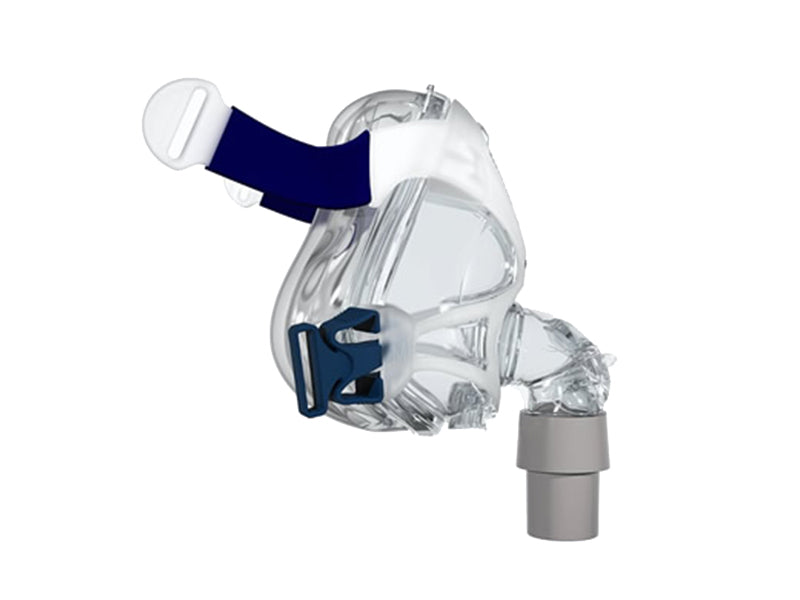 ResMed Quattro FX Full Face CPAP mask side view