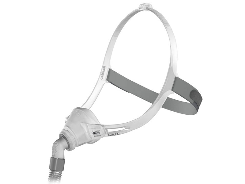 ResMed Swift FX Nano Nasal CPAP mask with headgear