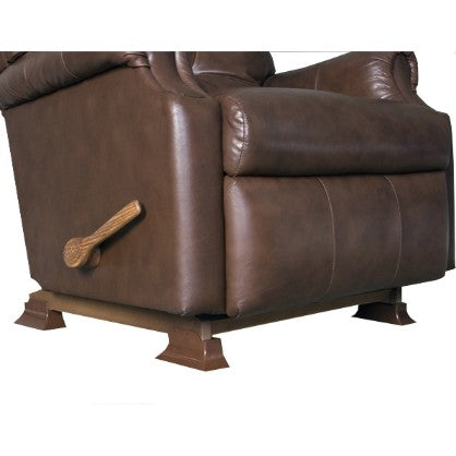 Sofa chair with Stander Furniture Riser