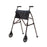 Stander EZ Fold-N-Go Walker Walnut Black Walnut Black