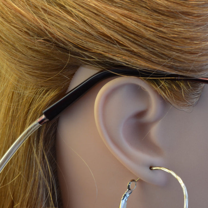 Oxy-View Glasses Behind Ear Connection