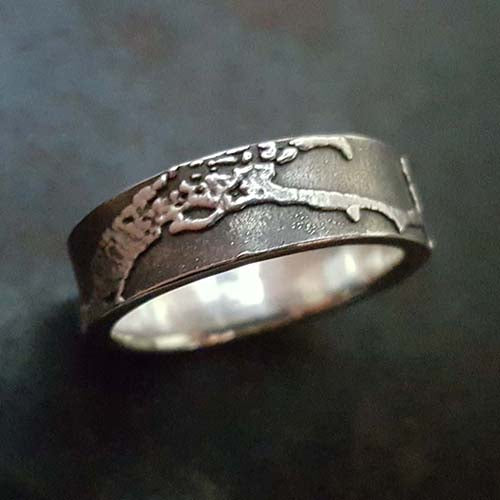 Custom Order Beer Speak Ring