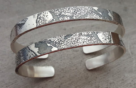 Beer Speak Cuff Bracelet