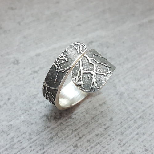 Grand Canyon Tree Wrap Ring