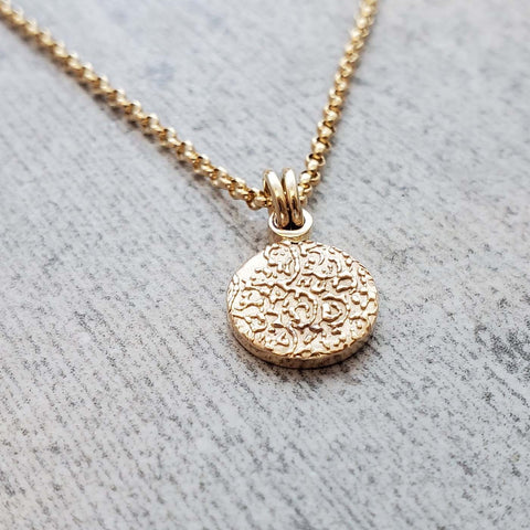 Bubble Dot Necklace