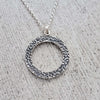 Andy Ale Open Circle Necklace