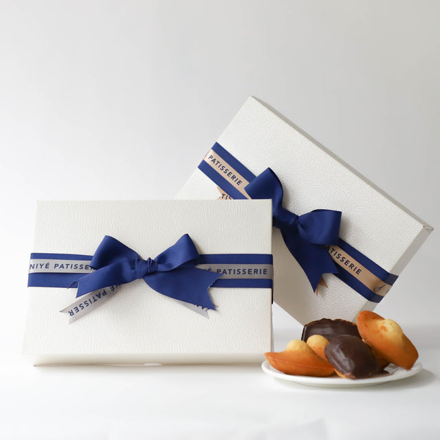 Madeleines Boxes | French specialty | Christmas Gift