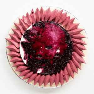 Blueberry unbaked cheesecake | Gluten free | Auckland delivery