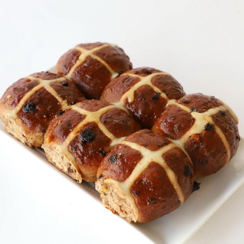 Easter | Hot Cross Buns