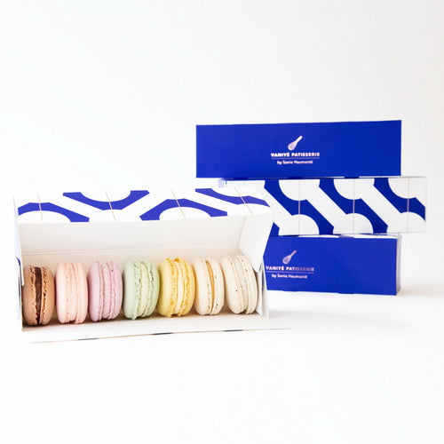 Handcrafted French Macaron box | Gluten free | Gift | Auckland cake shop