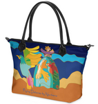 "Handbag Zip-Top ""Flying Dolores"""