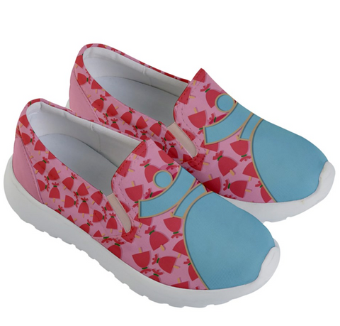 "Shoes ""Dolores""  kids'Light Weight Slip ons"