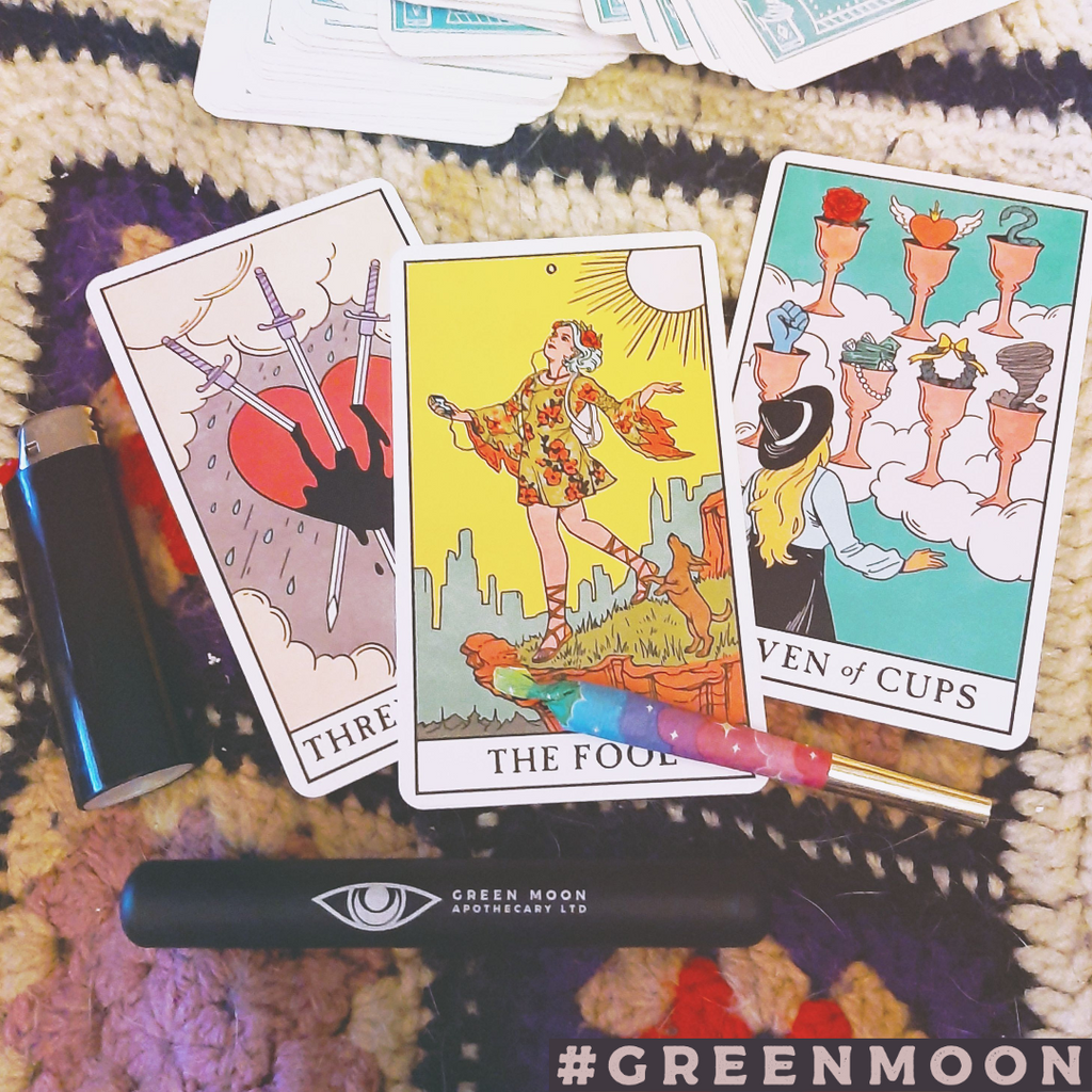 A Tarot Ritual to Kick Start Spring 2020 - By Kait Fowlie