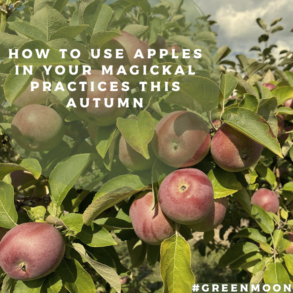 Five Ways to Use Apples in Your Magickal Practices This Autumn