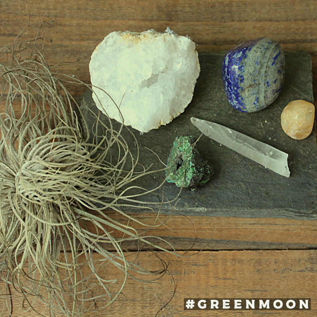 Common Crystals for Mabon