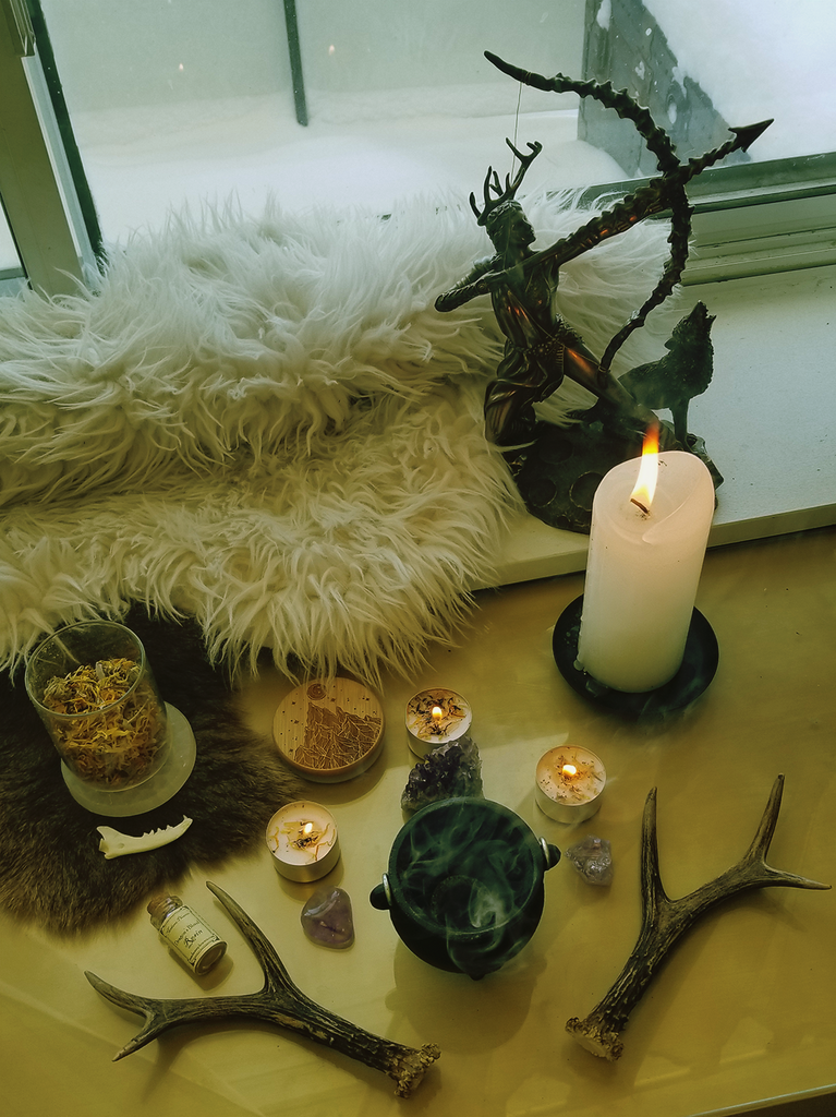 Celebrate Imbolc with a Personal Ritual
