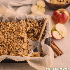 Apple Crumble Witchcraft