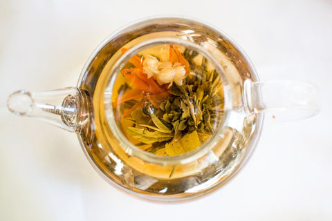 Green Moon Apothecary Custom Tea Oolong Mango Spearmint Peppermint Lemongrass Cannabis Terpenes