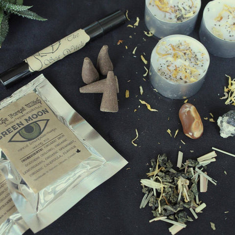 Green Moon Apothecary Meditation Package - Green Moon Apothecary Ltd