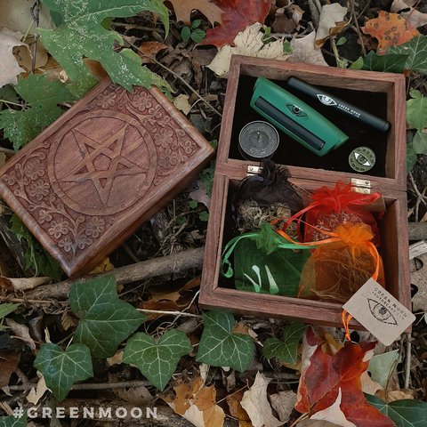 Single Sabbat Box: Samhain 2019 - Green Moon Apothecary Ltd